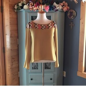 PAPER CRANE Blouse. Brand NEW w/Tags